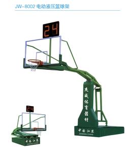 电动液压篮球架(杰威